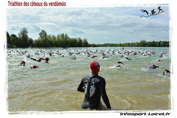 triathlon de vendome